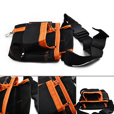 Multi-use Tool Set Bag Pocket Electrician Waist Screwdriver Utility Belt Pouch