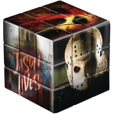 Jason Voorhees Mezco Jouets Puzzle Blox Friday The 13th Stock Neuf Gb