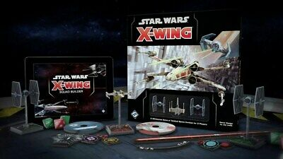 Star Wars - Star Wars X Wing Core set 2nd Edition- Brand New!