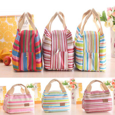 New Cooling Picnic Carry Bag Box Tote Insulated Lunch Case Made Portable Oxford