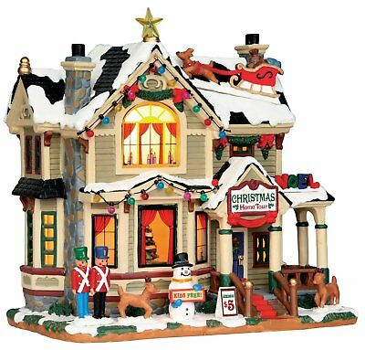 Lemax Casa Natalizia - Christmas Home Tour Cod 55932 Village