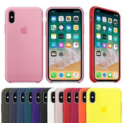 For Phone XS Max XS XR X Shockproof Thin Soft Silicone Phone Back Cover Case