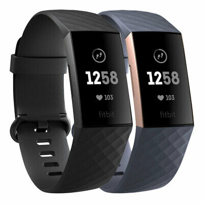 Fitbit Charge 3 Activity Tracker Smart Fitness Schlaferkennung Wasserfest