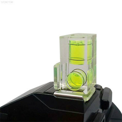 DBB3 Two Axis Two-dimensional Bubble Spirit Level Mount Measuring Tool For SLR G