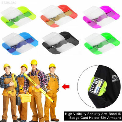 20D7 Id Card Holder Arm Band SS17 Waterproof Police Durable Practical PVC