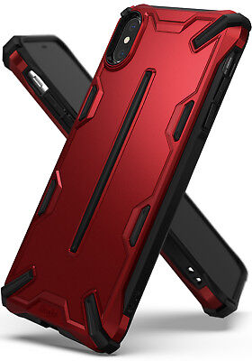 iPhone XS 5.8 Case Ringke NEW[Dual-X] Dual Layer Drop Resistant Armor Protection