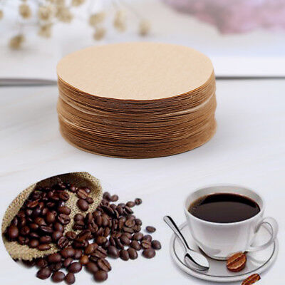 100pcs per pack coffee maker replacement filters paper for aeropress vO