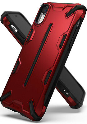 iPhone XR 6.1 Case Ringke NEW[Dual-X] Dual Layer Drop Resistant Armor Protection