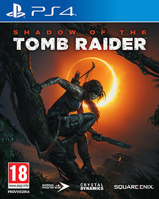 Shadow Of The Tomb Raider PS4 Playstation 4 SQUARE ENIX