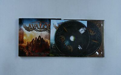Timo Tolkki's Avalon The Land Of New Hope - A Metal Opera Italy CD + DVD 2013