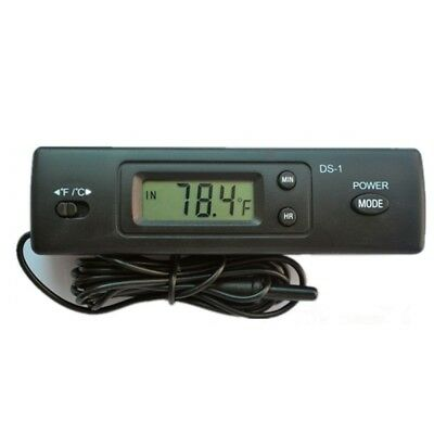 Digital LCD Electronic Aquarium Tank Temp Water Temperature Thermometer Fish