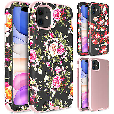 For iPhone XS Max/XR Case Luxury Shockproof TPU Armor Full Protective Hard Cover