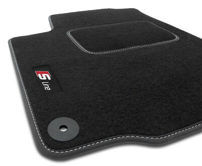 S4HS TAPPETI TAPPETINI moquette velluto S-LINE AUDI A5 Coupe 2007-2016