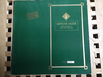 Depeche Mode - Love In Itself Limited Edition 17429