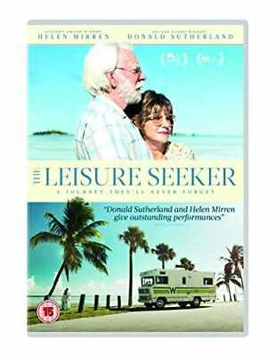 The Leisure Seeker (DVD) [2018] -  CD MCVG The Fast Free Shipping