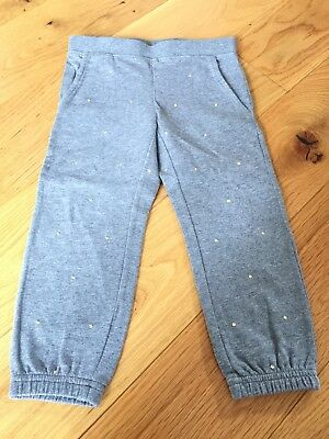 stella mccartney Girls Jersey Pants Size 2y Grey Studded