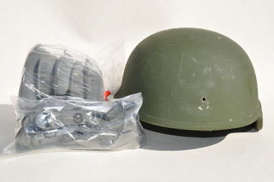 Us Army Mich Ach Advanced Combat Helmet Sds Gentex Msa Bae Gentex  Medium