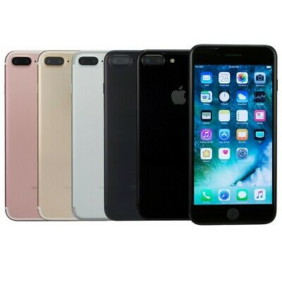Apple iPhone 7 Plus 32 128 256GB AT&T T-Mobile Verizon No Home Button Function