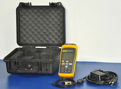 Fluke Hart Scientific 1524 Reference Thermometer - With Case and Warranty