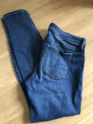 Two Pairs Gap Maternity Jeans Size 12