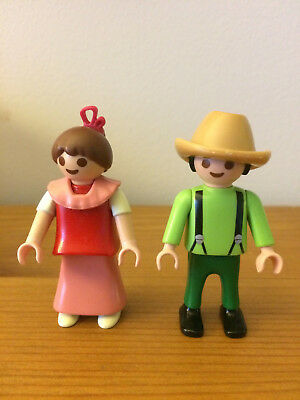 PLAYMOBIL WESTERN LOT enfants cow boy salopette - EUR 7,00   PicClick FR 78c0b5a130a