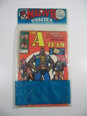 The A-Team Bundle- 3 Issues #1,2,3 (Marvel Comics 1984) Sealed Bag