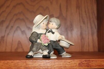 Kim Anderson Figurine 786063 ~ I Will Cherish Every Day of Loving You 2000 ~ VG!
