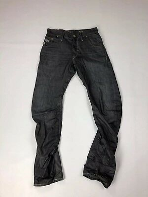 94e80998cf4 MEN S G-STAR RAW SPACE NOMADS JACK Cotton Pants Black Jeans W29 L32 ...