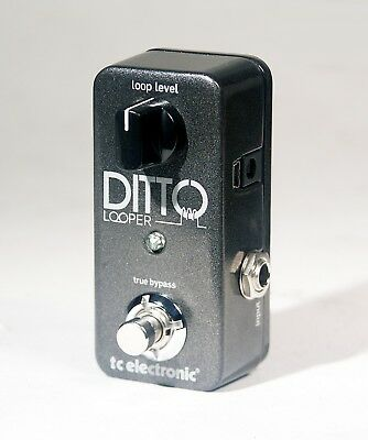 Tc Electronic Ditto Looper Gepflegt