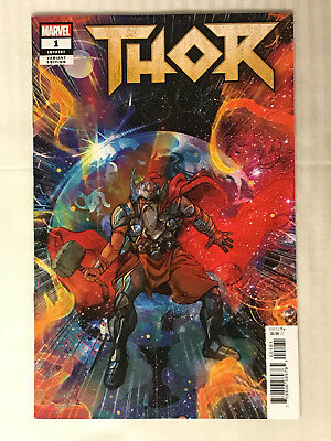 Thor (2018 5th Series) #1 - 1:25 Variant! VF - Christian Ward Cover!