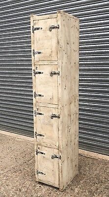 Up-cycled Industrial Locker