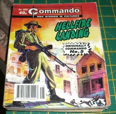 Commando Issue Number 2555.