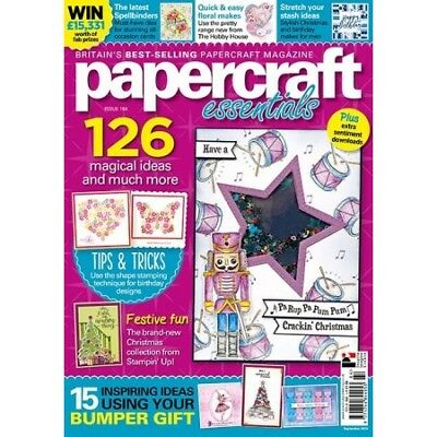 Papercraft Essentials Magazine - Issue 164