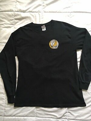 Vintage 1996 Grateful Dead 30 years Steal your face stats long sleeve t shirt