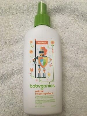 Babyganics Natural Insect Repellent, 6 oz