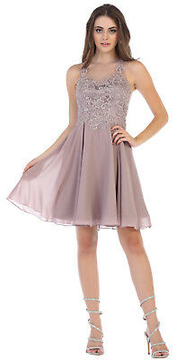48f6d1b39f New Short Winter Formal Cocktail Party Homecoming Prom Dress Sweet 16  Birthday