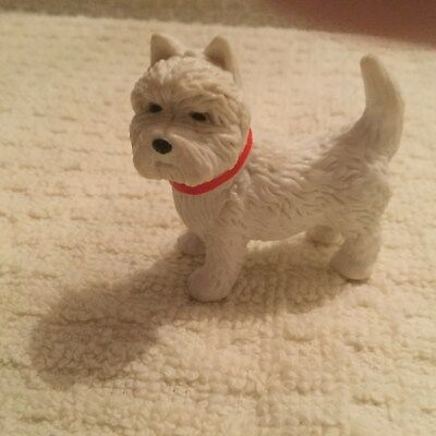 Vintage Puppy In My Pocket - Scottish Terrier Scruff - 142