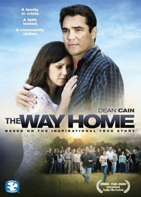 THE WAY HOME New Sealed DVD Dean Cain