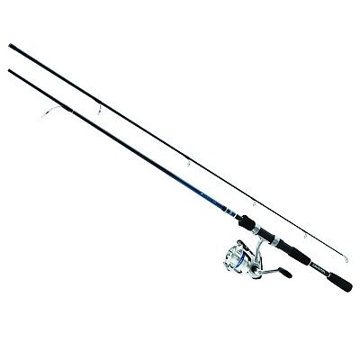 ZEBCO QUANTUM OPTIX 6' 0 Spinning Fishing Rod & Reel Combo