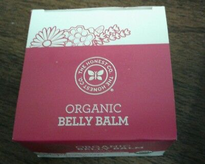 The Honest Co. ORGANIC BELLY BALM helps reduce appearance of stretch marks