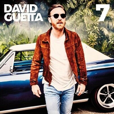 David Guetta  - 7 - 2 Cd (limited edition)
