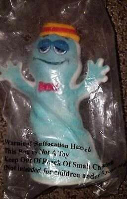 BOO BERRY   7 inch  Hard Vinyl Figure Bank  GENERAL MILLS  NIP