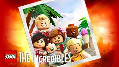 PARR FAMILY VACATION DLC holiday character skins - Lego Incredibles XBOX ONE