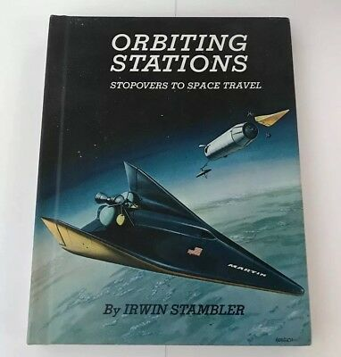 Orbiting Stations Stopovers To Space Travel  1965