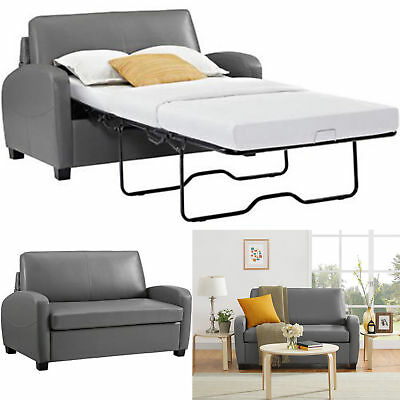 Fine Sofa Sleeper Pull Out Twin Size Mattress Loveseat Bed Couch Uwap Interior Chair Design Uwaporg