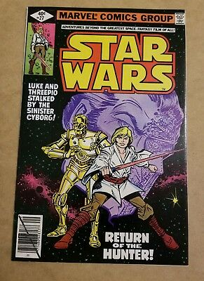 Star Wars #27 (1979) Nm 9.4 High Grade General Jan & Valance App Key Appearance