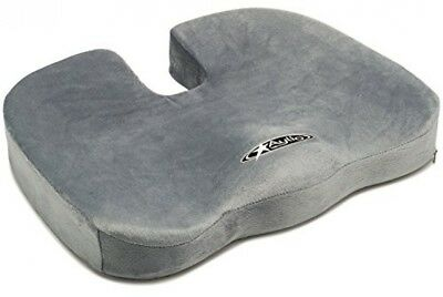 Aylio Coccyx Seat Cushion | Back Support, Tailbone and Sciatica Pain Relief,