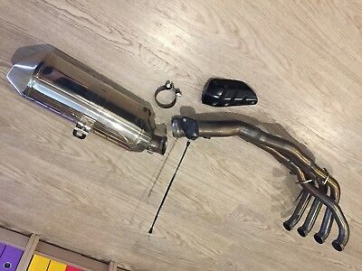 Original Exhaust and Muffler with Silencer for K1300S BMW