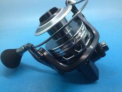 Spin Reel  2 Speed  8000.size pimped  16 Kg Drag custom