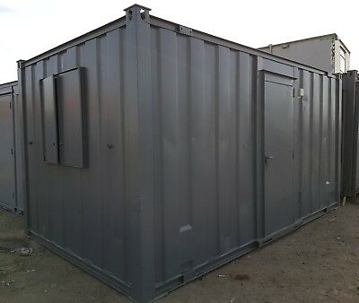16ft x 9ft Portable Cabin Portable Office Site Office Welfare Unit